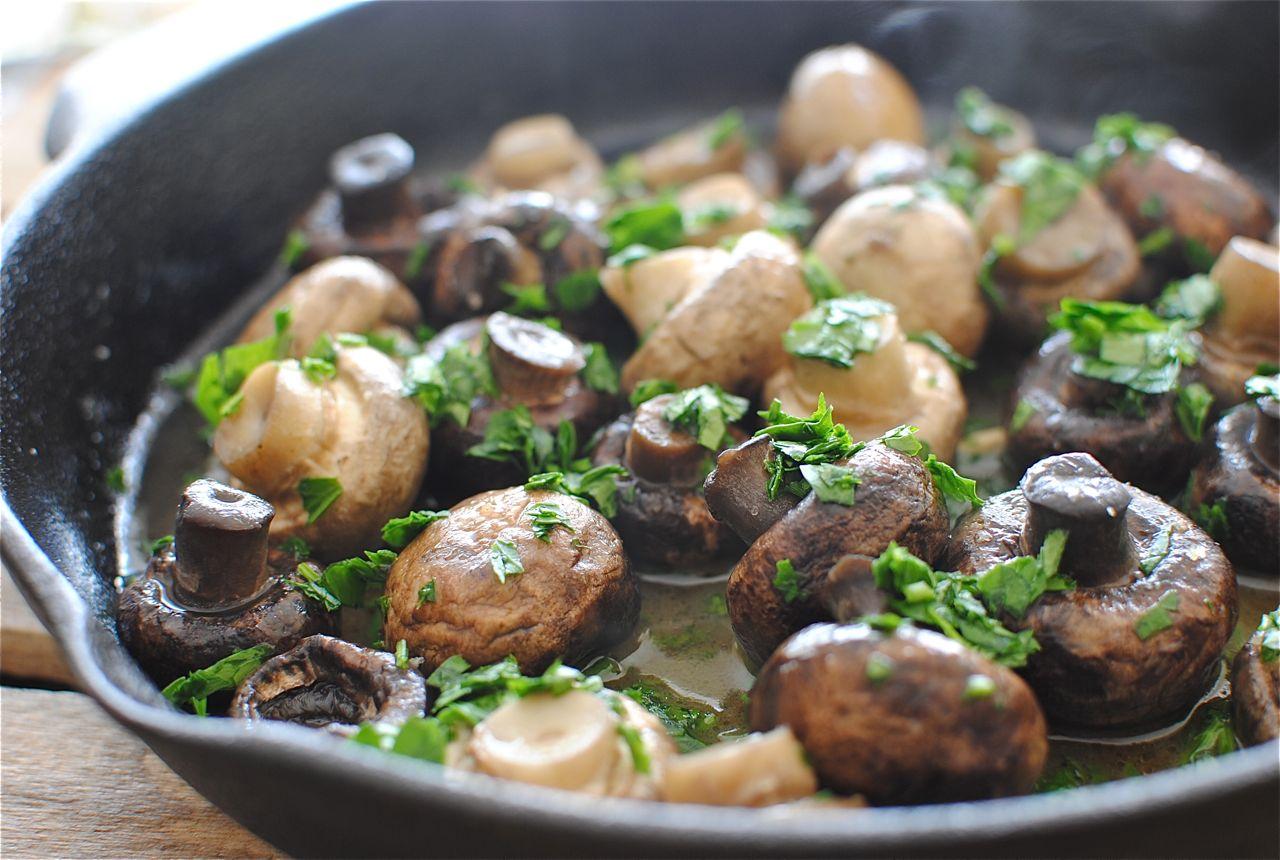 Calorii Sote de ciuperci