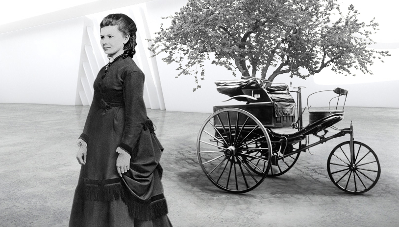 Descopera cine a fost prima femeie automobilist