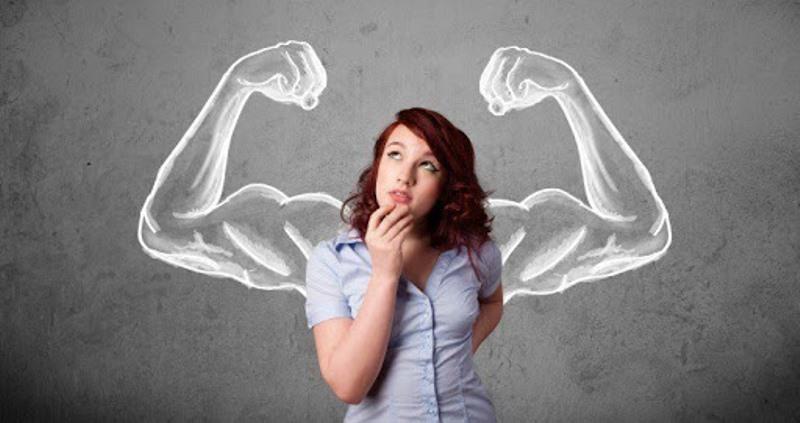 femei puternice