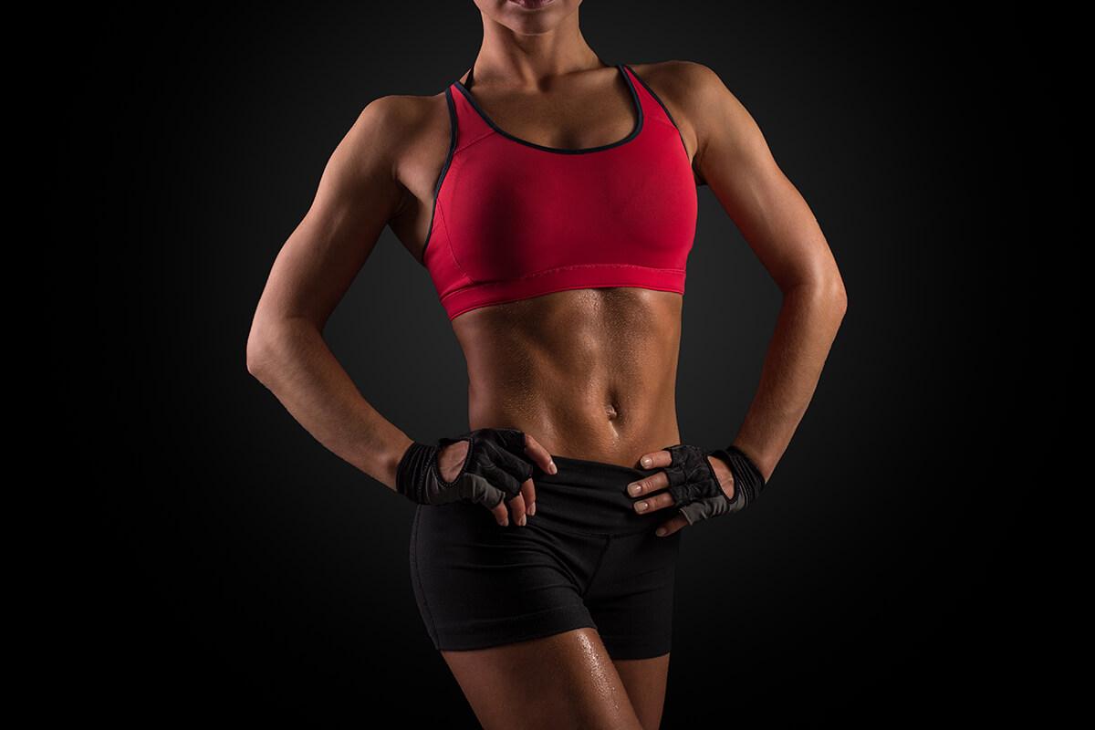 masa musculara femei