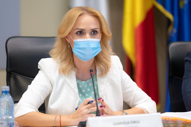 Gabriela Firea a depus plangere impotriva lui Nicusor Dan
