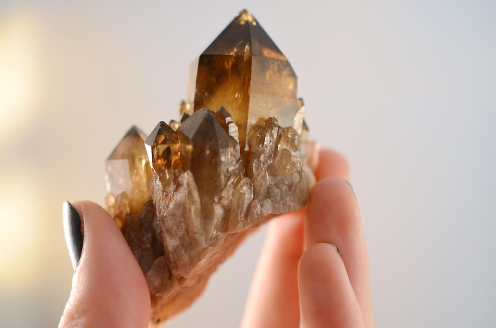 Cele 4 cristale care atrag energie pura si pozitiva